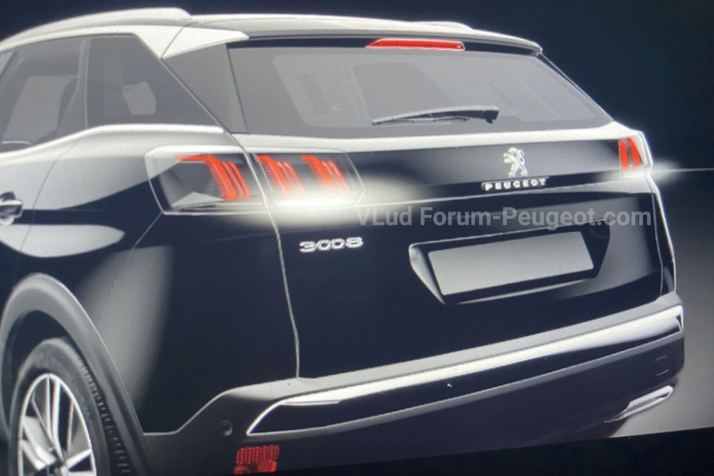 2020 Peugeot 3008 II Restyling 25
