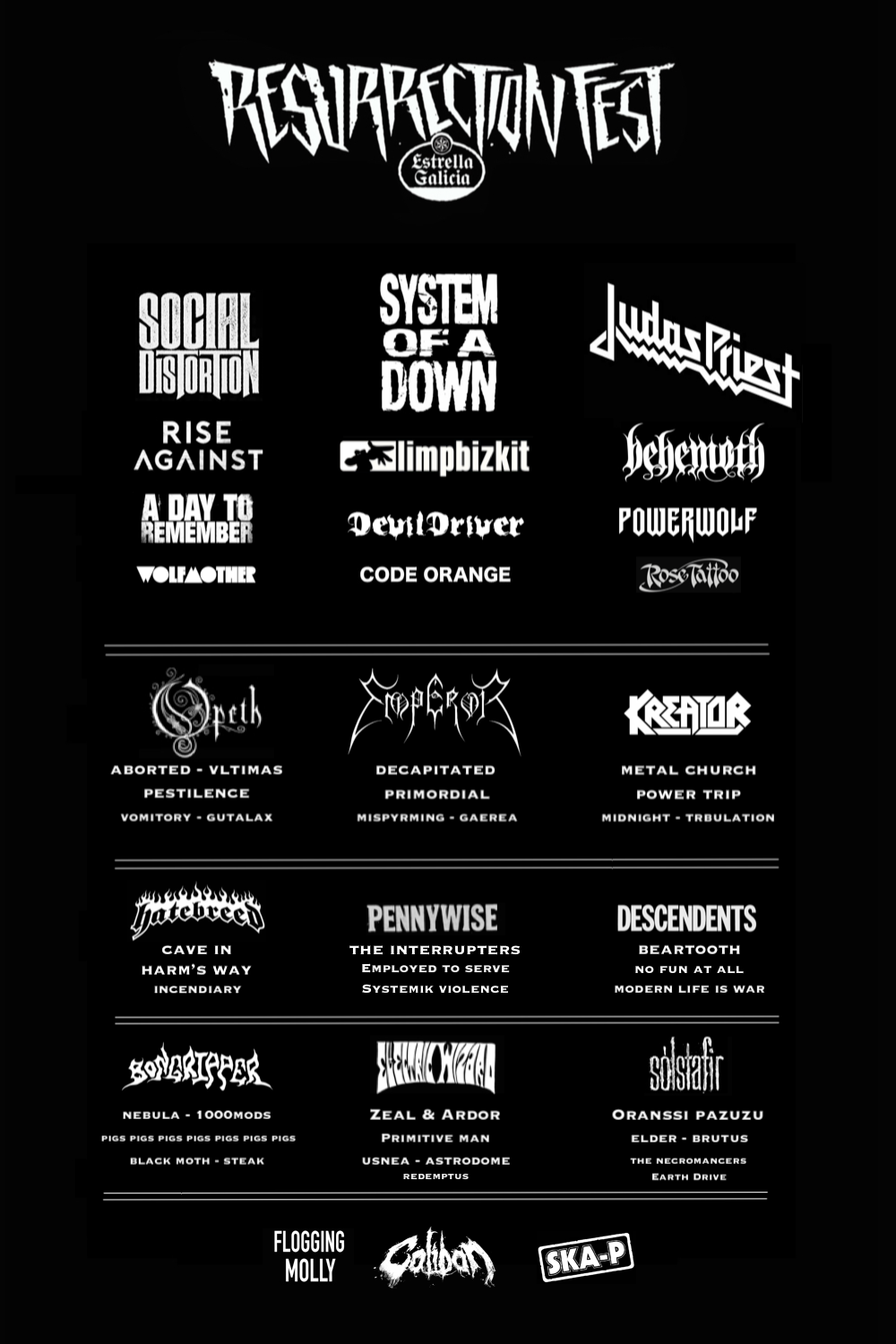 RESURRECTION FEST 2020 (1-4 / 7 /20) - Página 2 Cartel11-c-pia