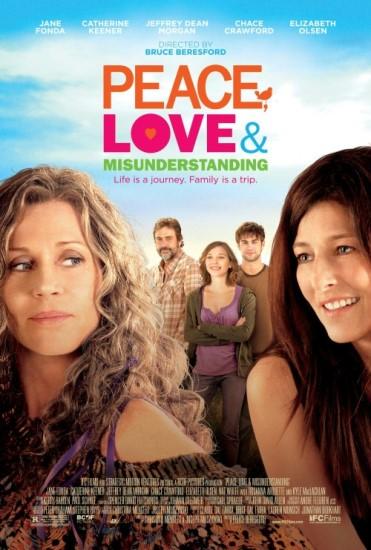 Pokój, miłość i nieporozumienia / Peace, Love, & Misunderstanding (2011)