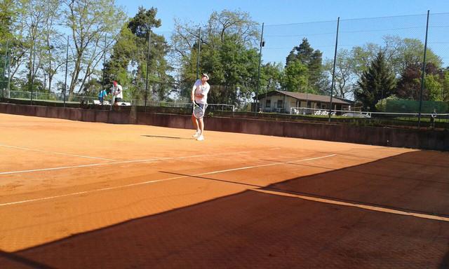 Tennisplatz 3 & 4