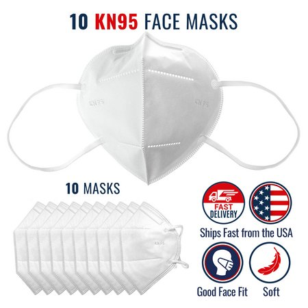 KN95 Protective 5 Layers Face Mask