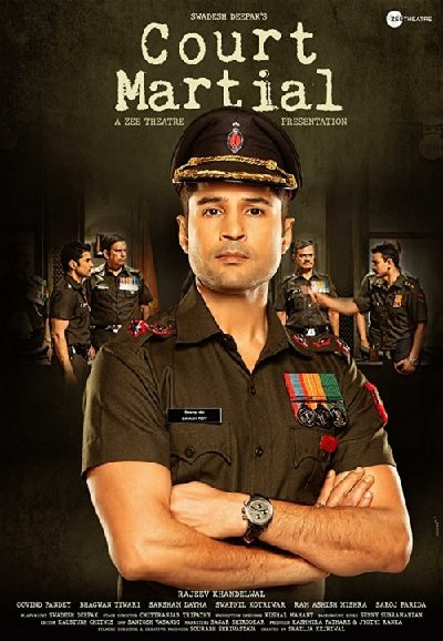 Court Martial (2020) Hindi 1080p HDRip Esubs DL