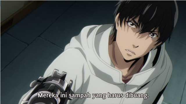 Darwins Game Episode 11 Subtitle Indonesia