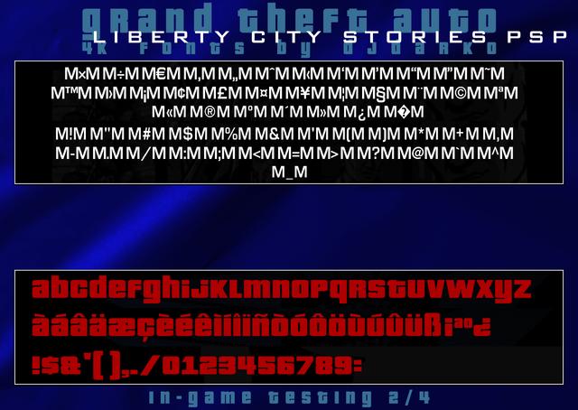 GTA LIBERTY CITY STORIES PSP 4K FONTS BY DJDARKO TESTING 2.png