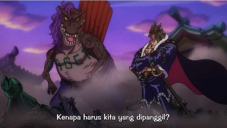 Download One Piece Episode 923 Subtitle Indonesia
