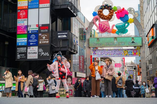 Traditional-and-Modern-Japan-Harajuku-Takeshita-Street