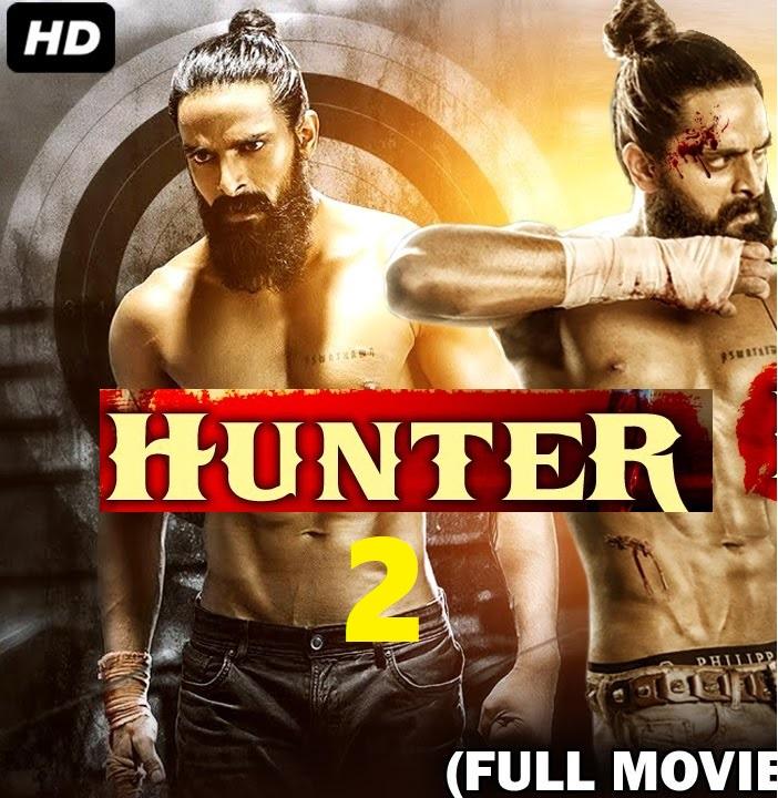 Hunter 2 2021 Hindi Dubbed 720p HDRip 700MB Download