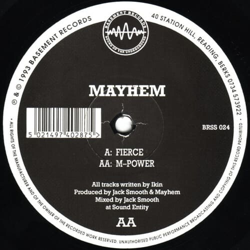 Mayhem - Fierce / M-Power