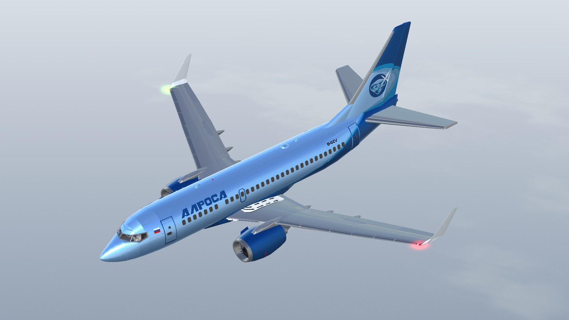 Pmdg 737 Yoke Mod