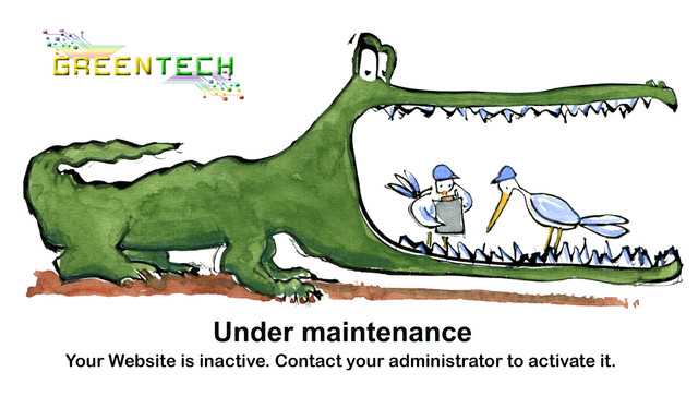 monster under maintenance txt