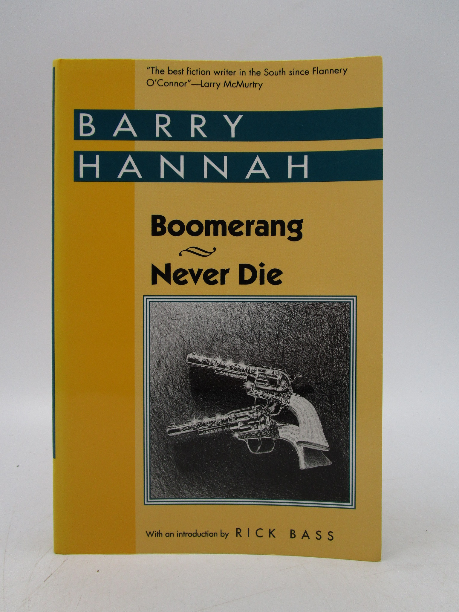 Image for Boomerang AND Never Die (Banner Books)
