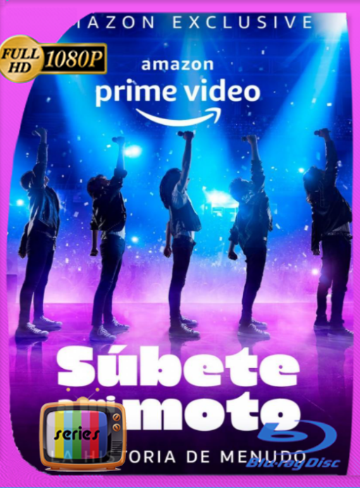 Súbete a mi Moto (2020) Temporada 1 AMZN WEB-DL [1080p] Latino [GoogleDrive] [zgnrips]