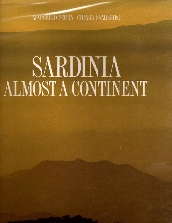 Image for Sardinia Almost A Continent