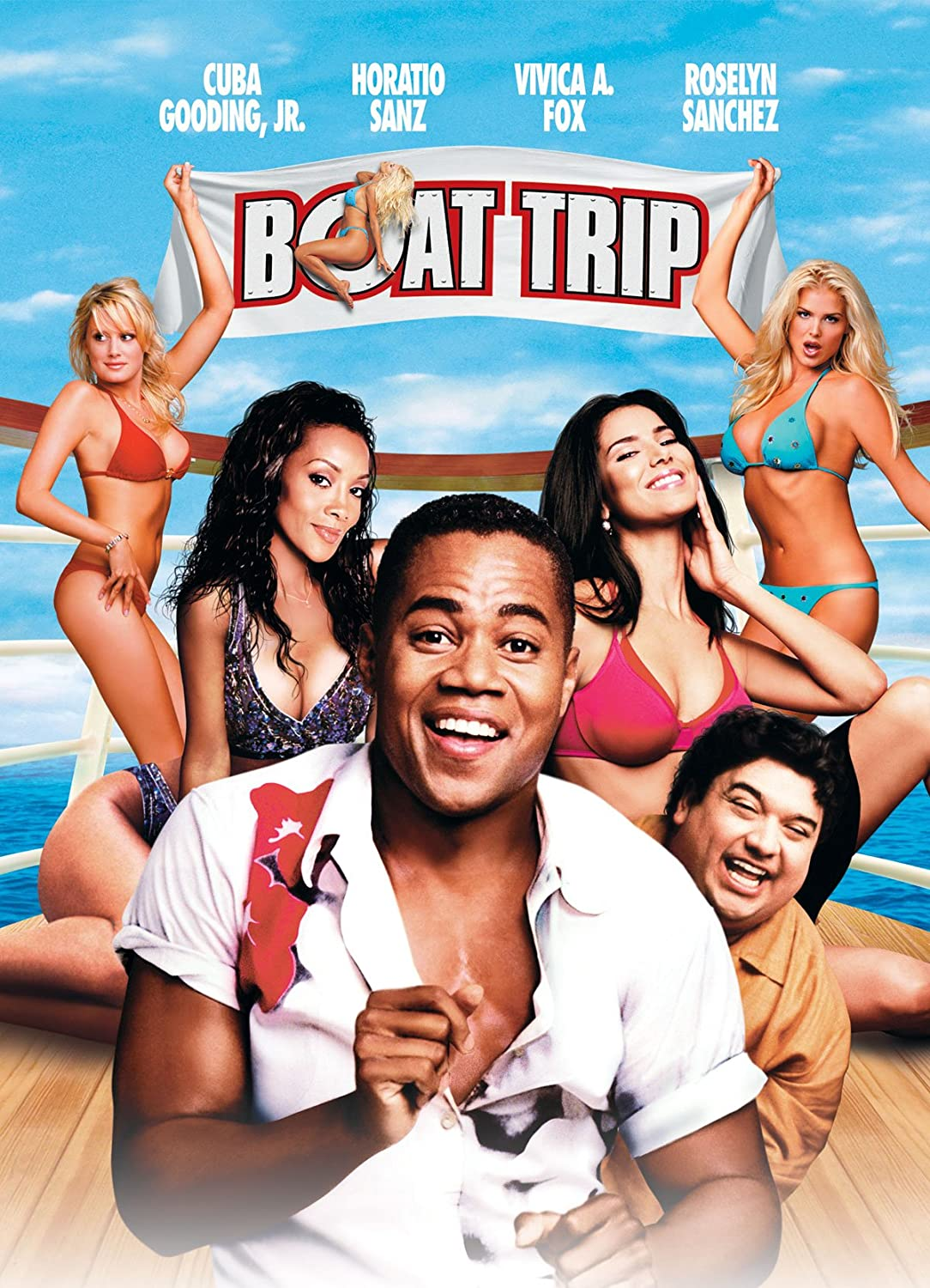 18+ Boat Trip 2002 English HDRip 720p Download