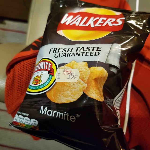 Marmite Walkers