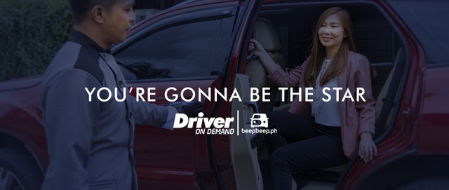 Driver on Demand - You're gonna be the star