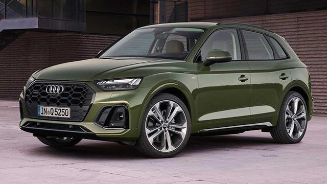 Audi Q5 II Restyling (2020) 27