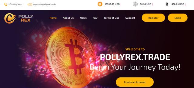 pollyrex.trade review