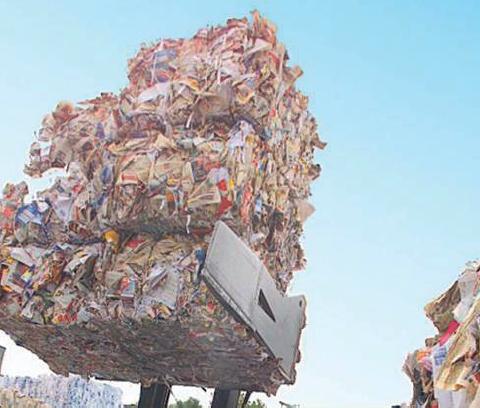 Papier 100% recyclé et certifié Ecolabel & Ange Bleu