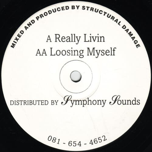 Download Structural Damage - Really Livin / Loosing Myself mp3