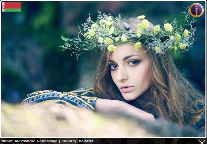 candidatas a miss cosmopolitan world 2019. final: 25 oct. Miss-belarus