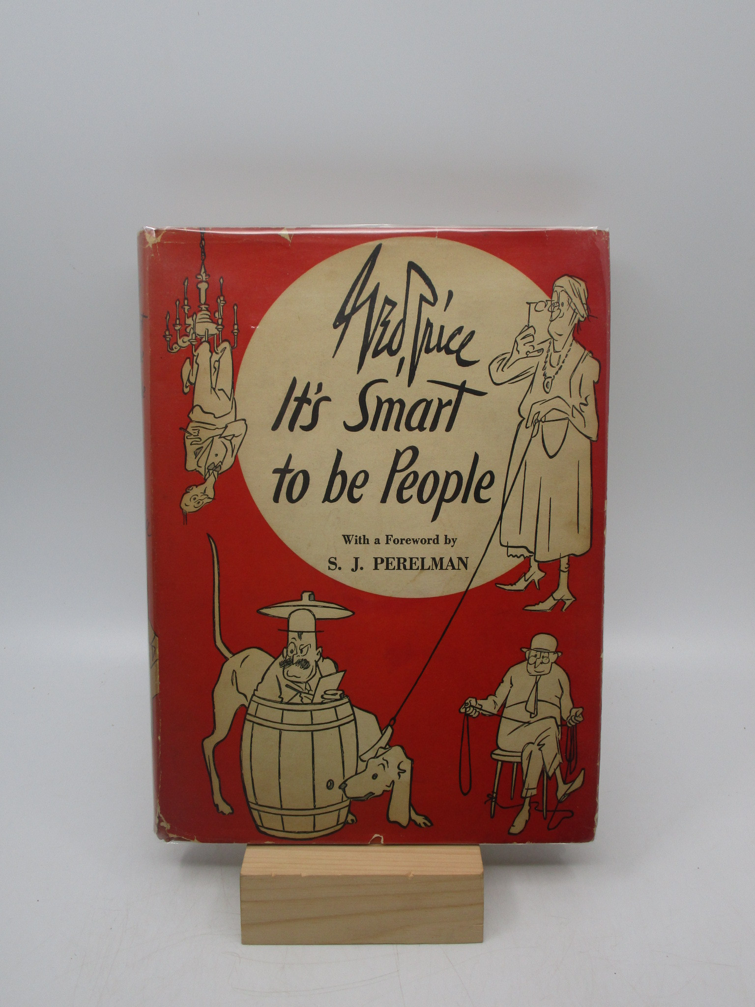 Image for It's Smart to be People (First Edition)