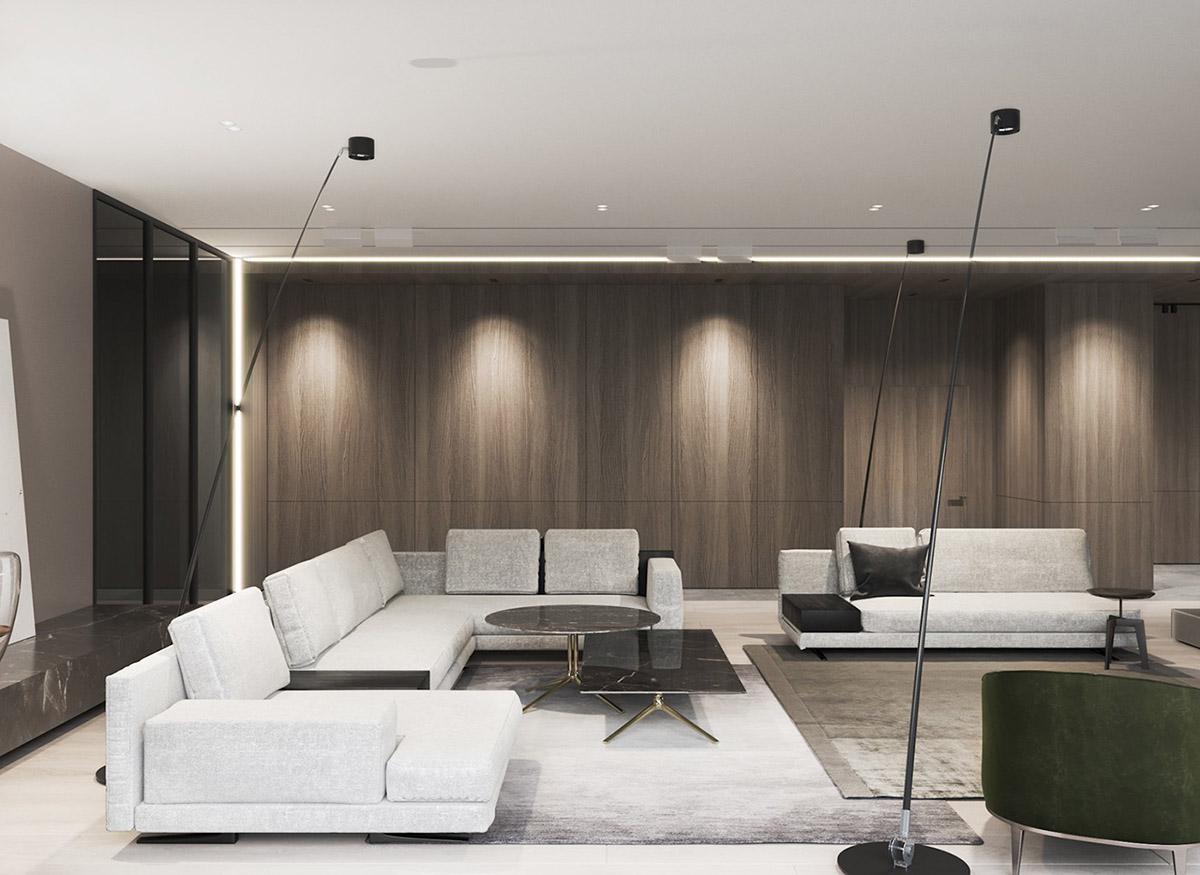 [Habitation] La Goule Rieuse Salon