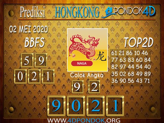 Prediksi Togel HONGKONG PONDOK4D 02 MEI 2020