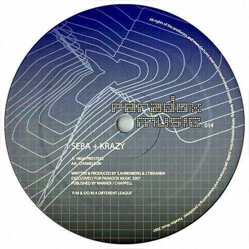 Download Seba & Krazy - High Priestess / Chameleon mp3