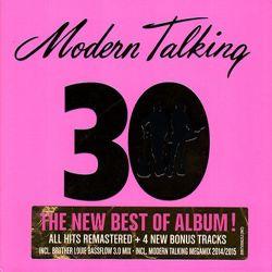Modern Talking - 30 - The New Best Of Album! (2014) FLAC
