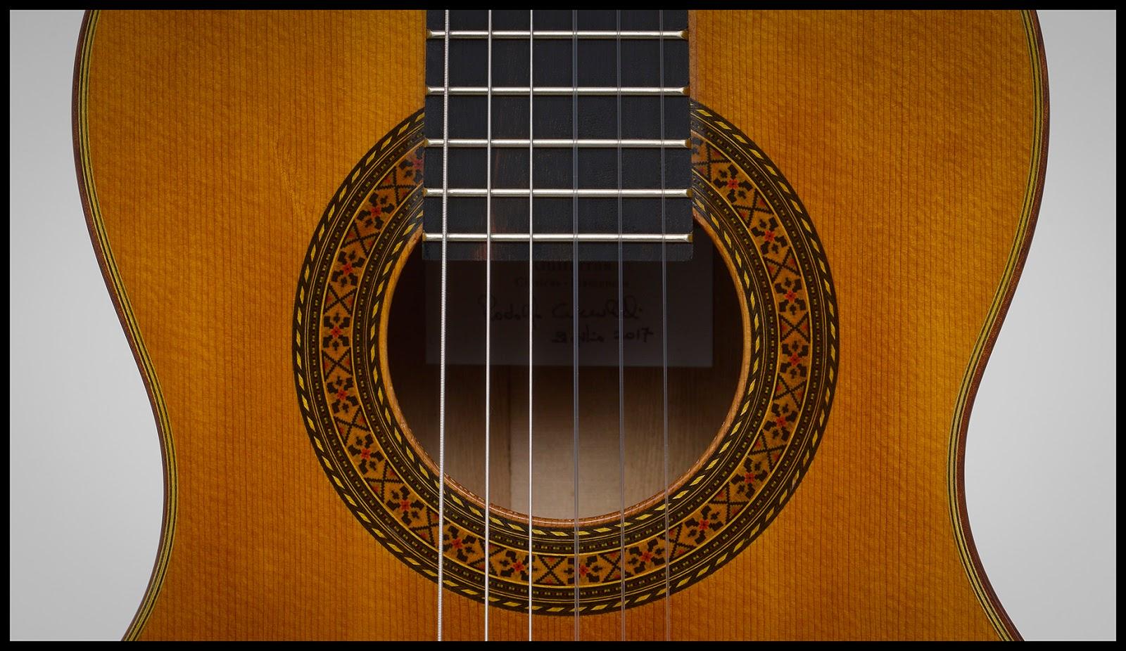 boca guitarra - partes de la guitarra