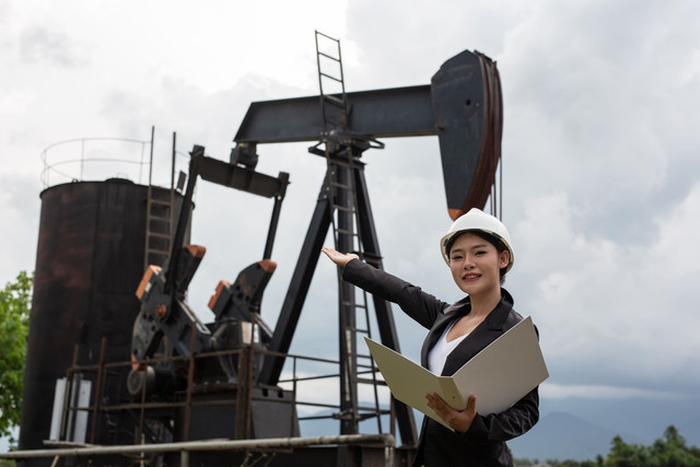 How Technology Is Boosting Oil and Gas Efficiency
