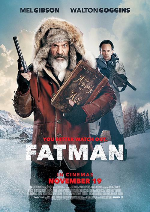 Fatman | 2020 | m720p - m1080p | WEB-DL | Türkçe Altyazılı | Tek Link