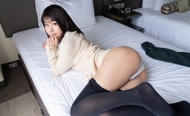 S-Cute 861_akane_01 キスから積極的な谷間美人とSEX/Akane