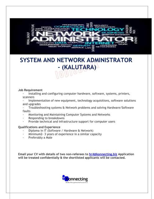 111c-SYSTEM-AND-NETWORK-ADMINISTRATOR-o-KALUTARA-o1