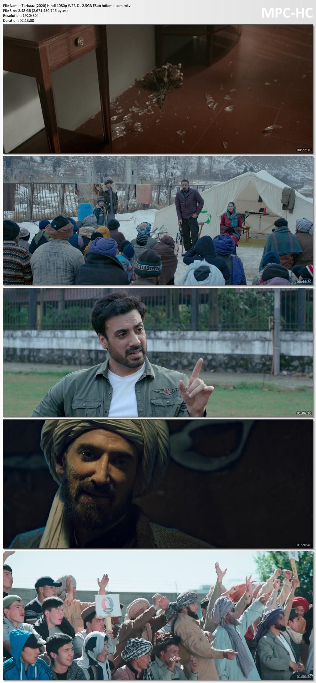 Torbaaz 2020 Hindi Full Movie