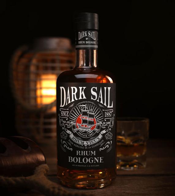 Rhum Bologne | Dark Sail