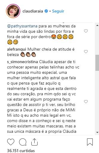 Pressão pré-nupcial! Prestes a oficializar seu terceiro casamento, Claudia Raia surpreende com desabafo na web