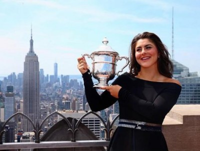 Masih Muda &, 10 Potret Bianca Andreescu yang Baru Saja Menjuarai US Open 2019