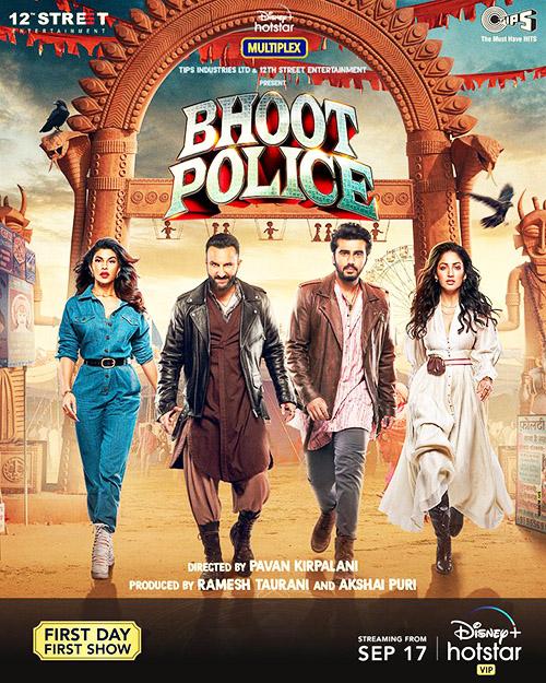 Bhoot Police | 2021 | m720p - m1080p | WEB-DL | Türkçe Altyazılı | Tek Link