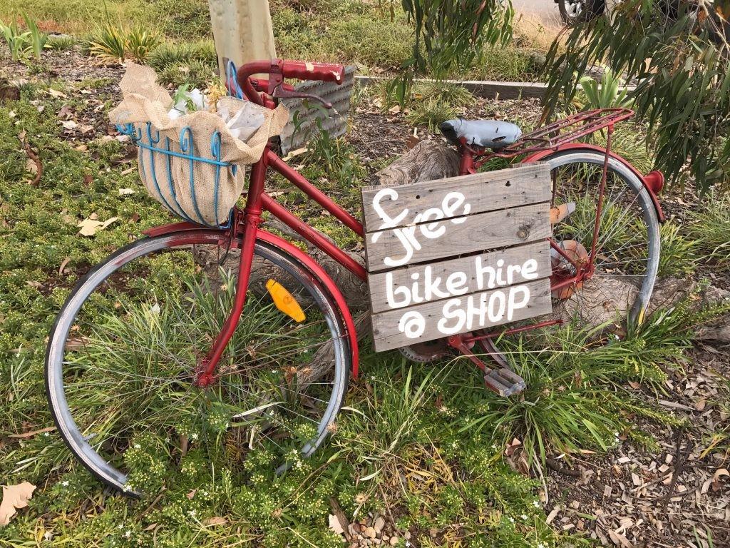 electric dirt bike track