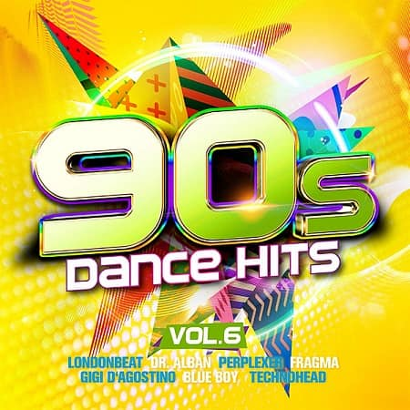 90s Dance Hits Vol.6 (2020) MP3