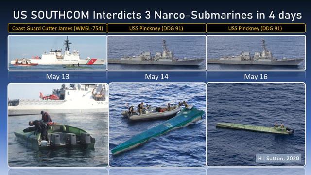 Southcom-interdicts-narcosubs-May-13-to-16