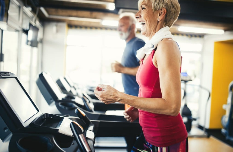 How To Stay Fit At 50 And Beyond
