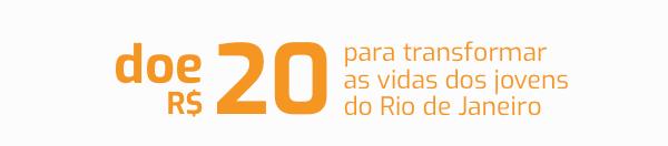 Doe 20 reais