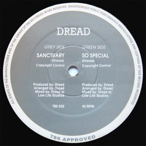 Download Dread - So Special / Sanctuary mp3
