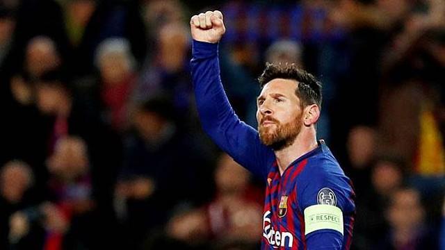 Sodorkan Kontrak Baru, Barcelona Ingin Lionel Messi Seperti Pele