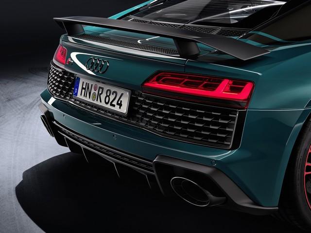 Audi R8 green hell : un hommage au palmarès de l'Audi R8 LMS A205712-medium