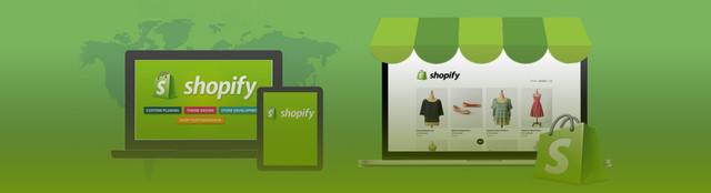 Shopify web designer