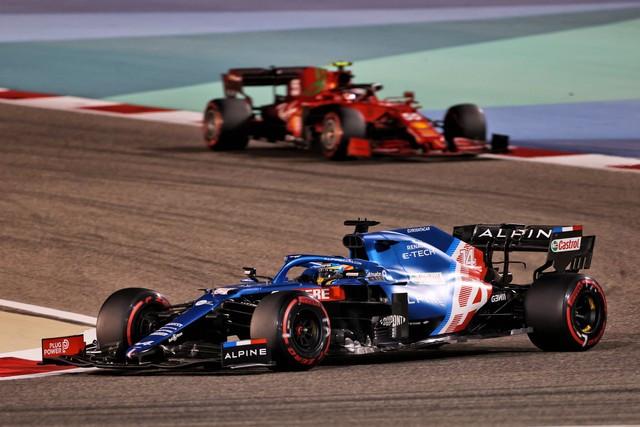 Alpine F1 Team bredouille à Bahreïn après un début de saison âprement disputé Grand-Prix-Gulf-Air-de-Bahren-2021
